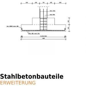 ArCADia BIM Bewehrung und Konstruktion - Stahlbetonbauteile