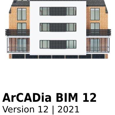 ArCADia BIM 12 - Version 2021