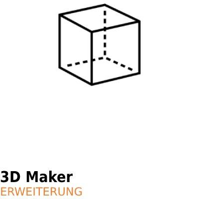 ArCADia BIM Architektur & Kommunikation Erweiterung - 3D Maker