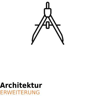 ArCADia BIM Architektur & Kommunikation Erweiterung - Architektur