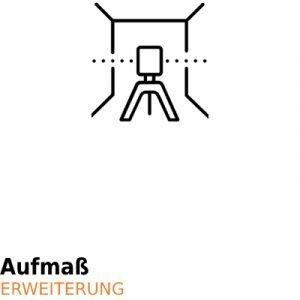 ArCADia BIM Architektur & Kommunikation Erweiterung - Aufmaß