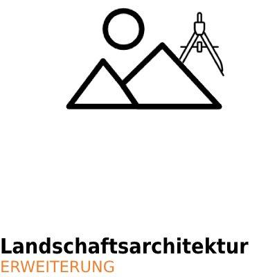 ArCADia BIM Architektur & Kommunikation Erweiterung - Landschafsarchitektur