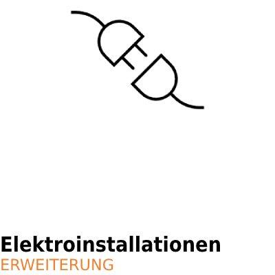 ArCADia BIM Elektrische Installationen Erweiterung - Elektroinstallation