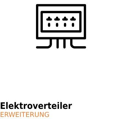 ArCADia BIM Elektrische Installationen Erweiterung - Elektroverteiler
