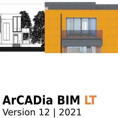 ArCADia BIM LT 12 - Version 2021