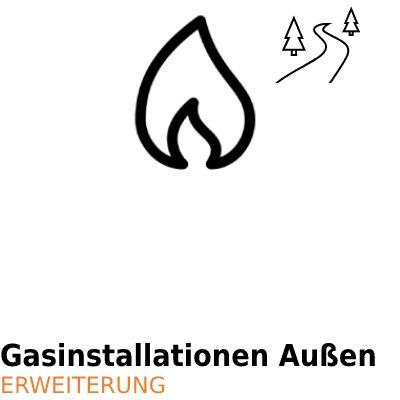 ArCADia BIM Sanitäre Installationen Erweiterung - Gasinstallationen Außen