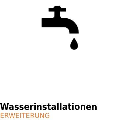 ArCADia BIM Sanitäre Installationen Erweiterung - Wasserinstallationen