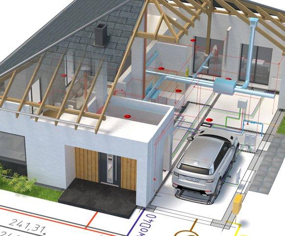 ArCADia BIM Software 3D CAD