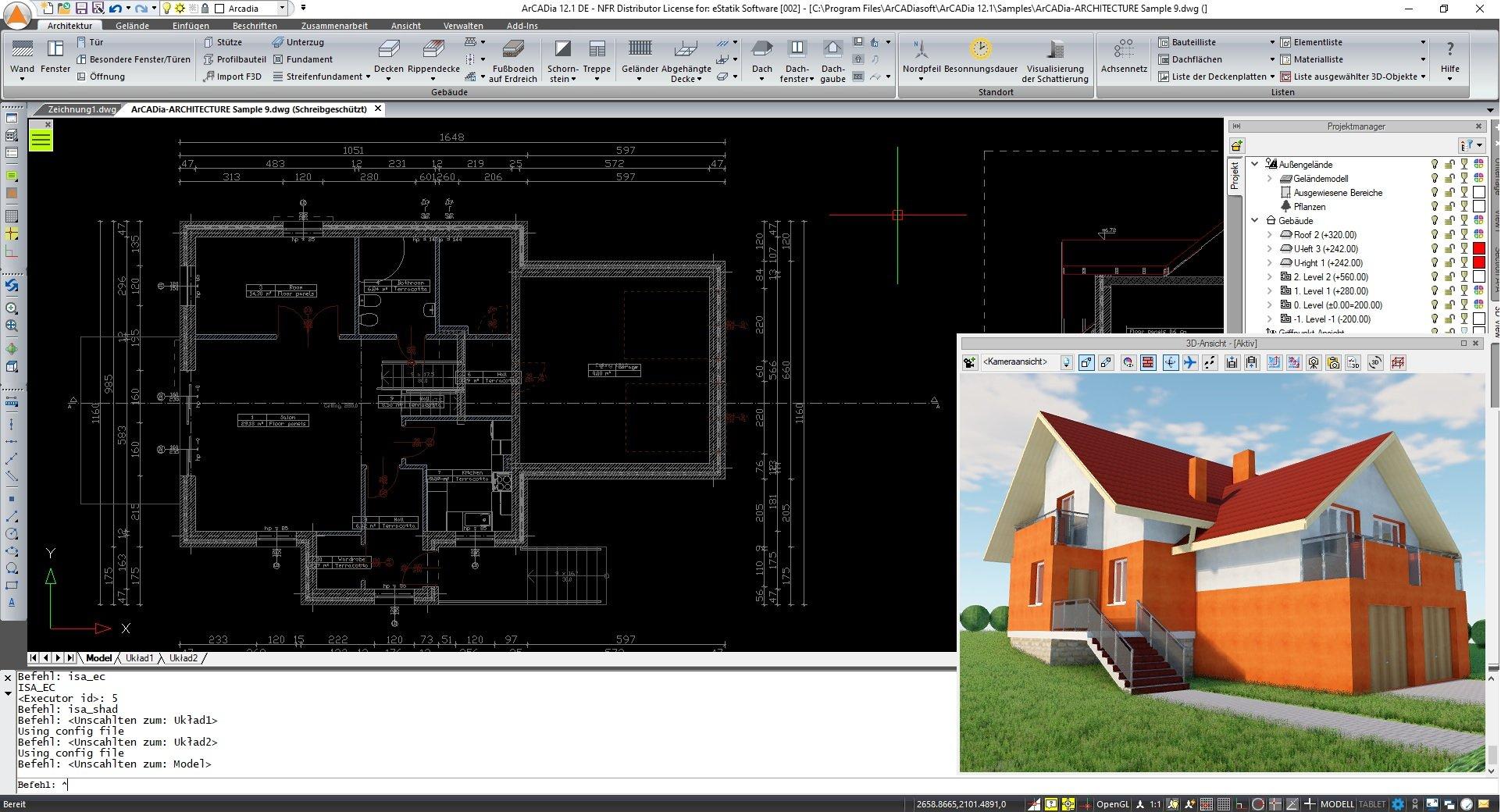 Die beste ArCADia BIM CAD Software aller Zeiten