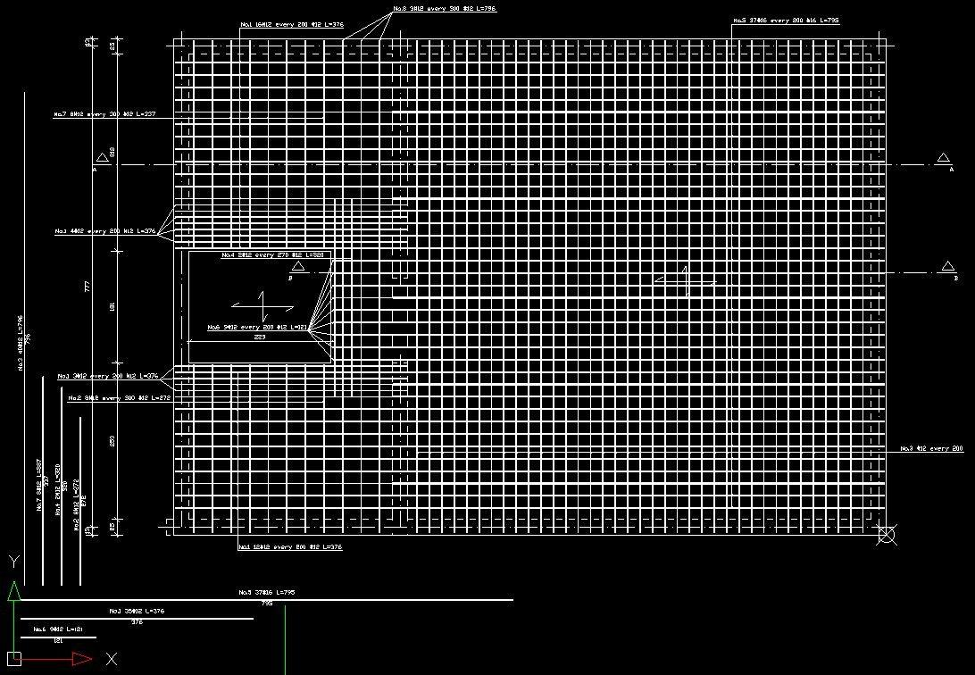 Stahlbetonplatten Software Screenshot 2 in ArCADia BIM Bewehrungskonstruktion
