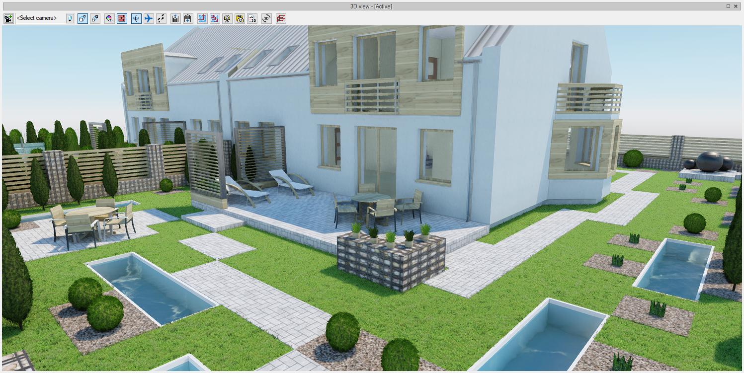 3D Hausplanung am PC neue Grafikengine ArCADia BIM