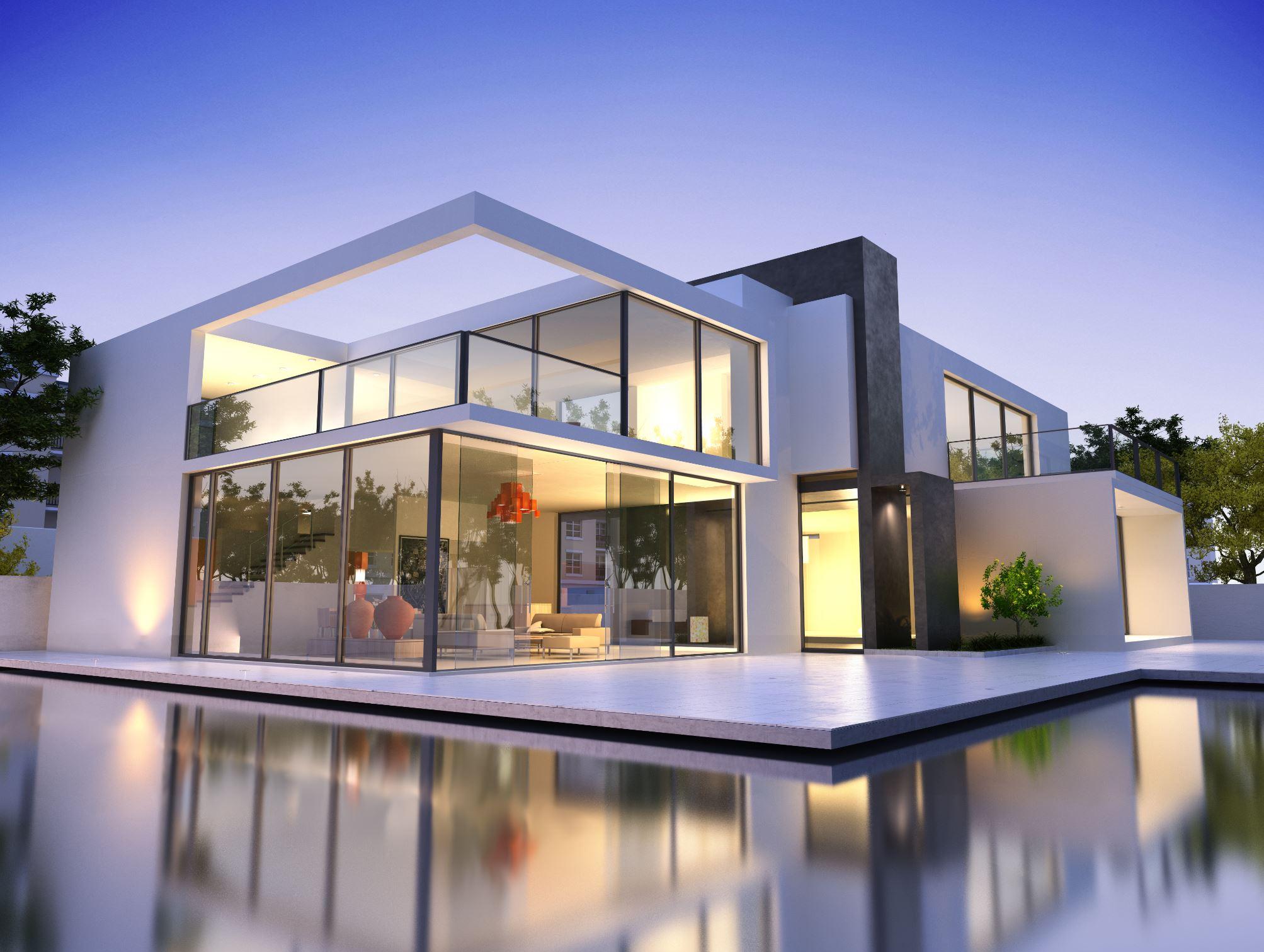 ArCADia BIM Architektur Software - 3D Rendering