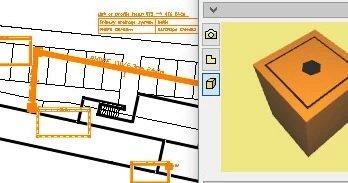 Telekommunikationsnetze planen und zeichnen - Entwurf von primären und sekundären unterirdischen Kabelsystemen in ArCADia BIM